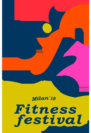 Fitness festival Milan 18 Kangoo jumps logo